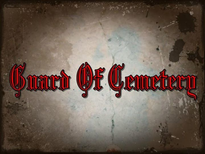 GUARD OF CEMETERY Tour Dates