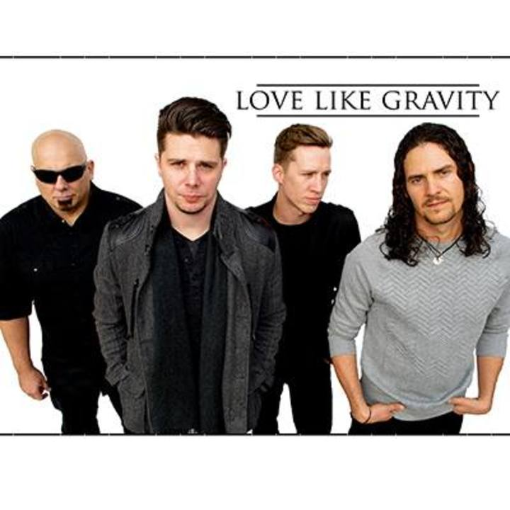 Love Like Gravity Tour Dates