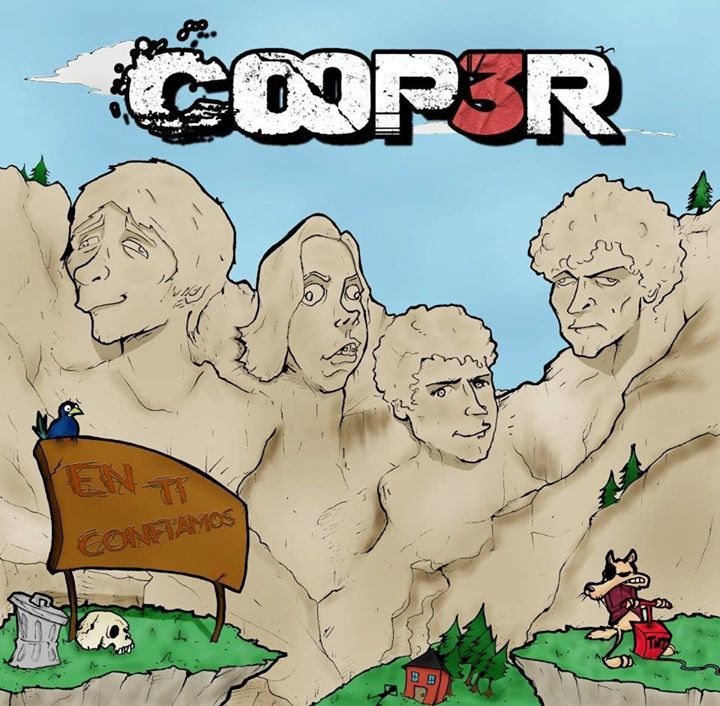 coop3r Tour Dates