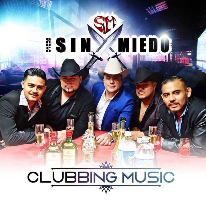Grupo Sin Miedo Tour Dates