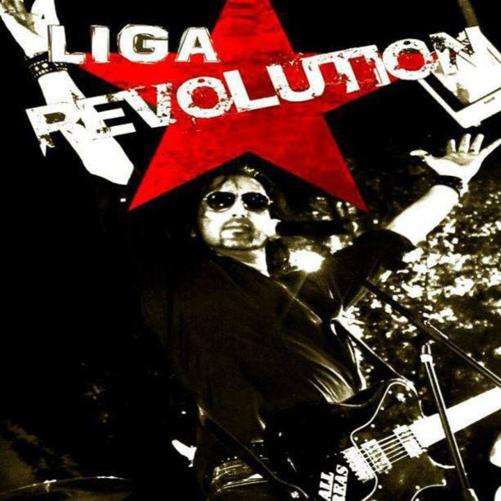 Liga Revolution Tour Dates