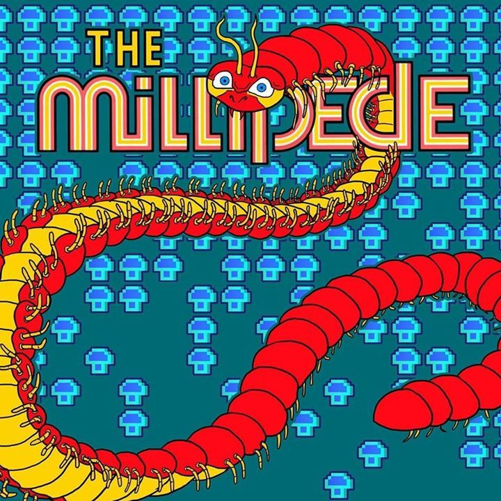 The Millipede Tour Dates