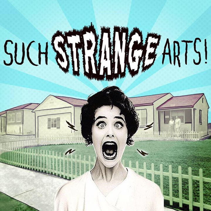 Such Strange Arts Tour Dates