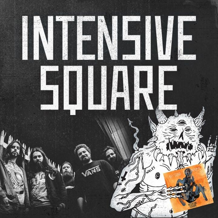 Intensive Square Tour Dates