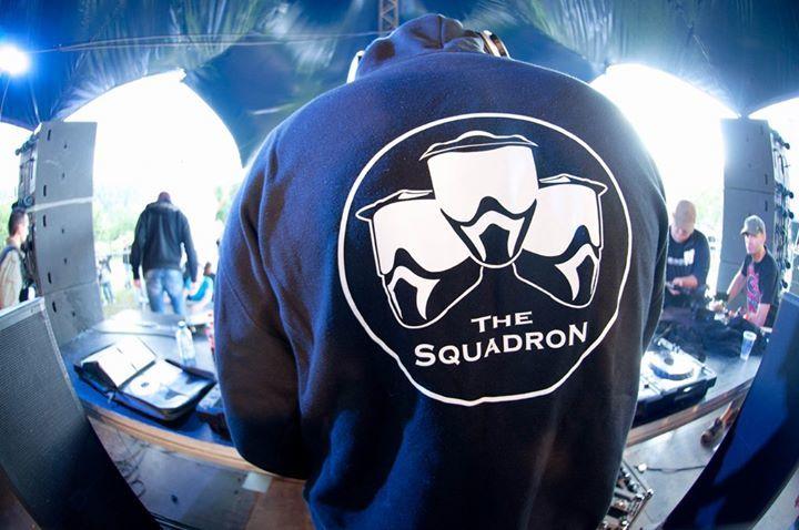 THE SQUADRON Tour Dates