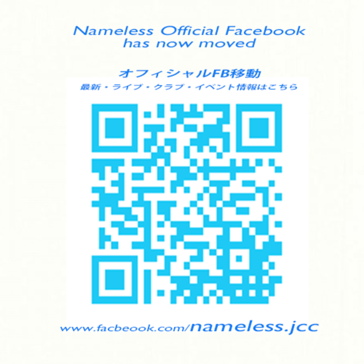 NAMELESS GROUP presents -NAMELESS IDENTITY- Tour Dates