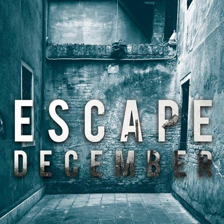 Escape December Tour Dates