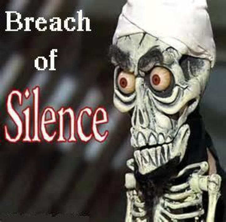 Breach Of Silence Tour Dates