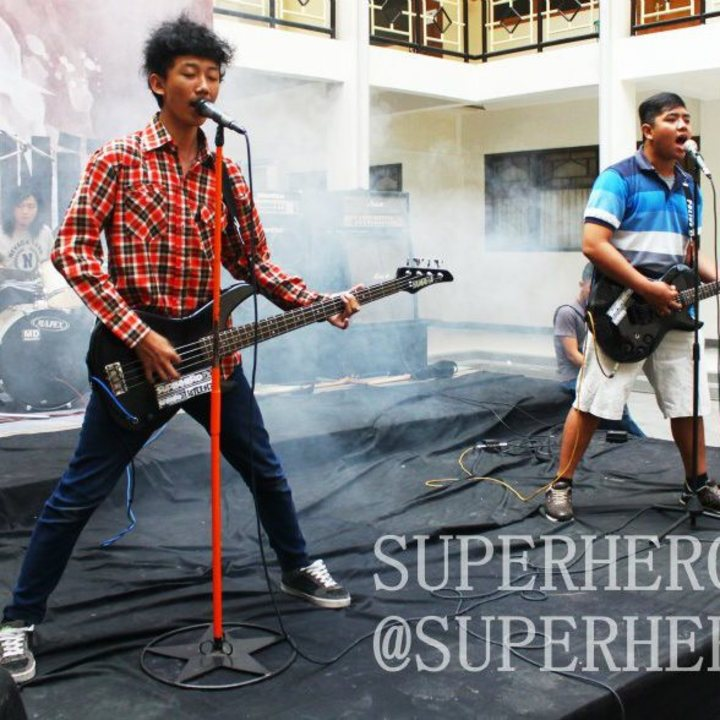 Superhero (SH) Tour Dates