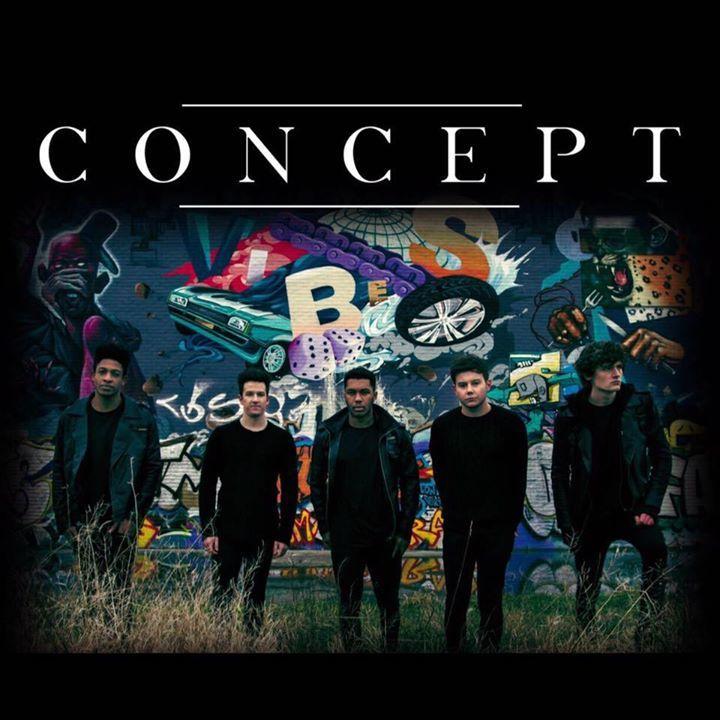 Concept Tour Dates