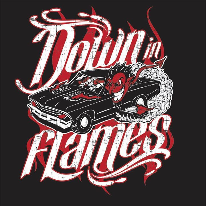 Down in Flames Tour Dates
