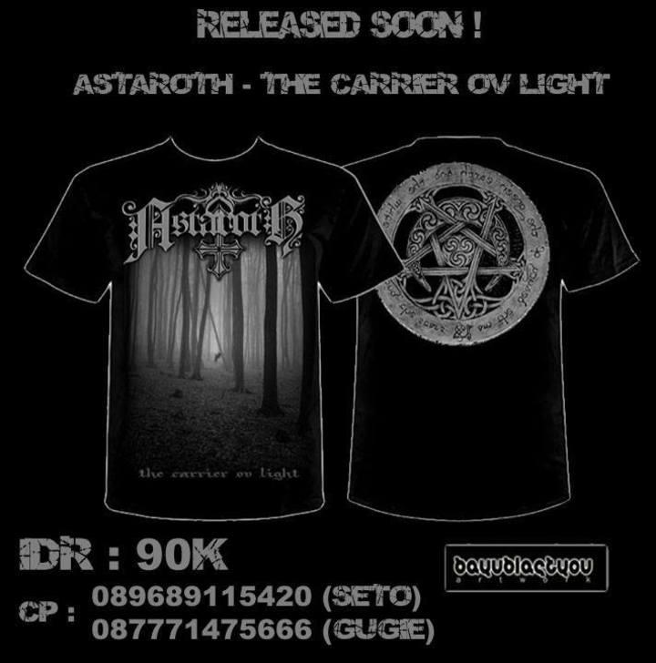 Astaroth Tour Dates