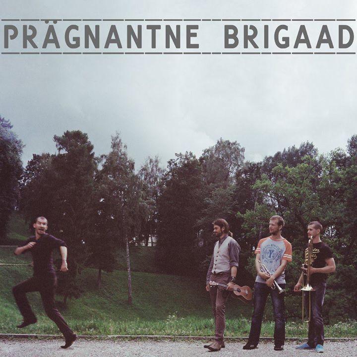 Prägnantne Brigaad Tour Dates