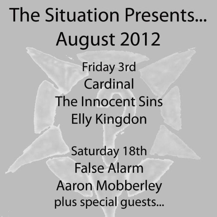 The Innocent Sins Tour Dates