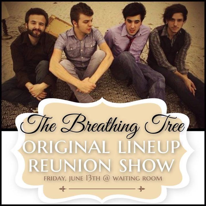 the Breathing Tree Tour Dates