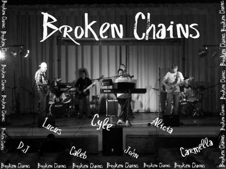 Broken Chains Tour Dates