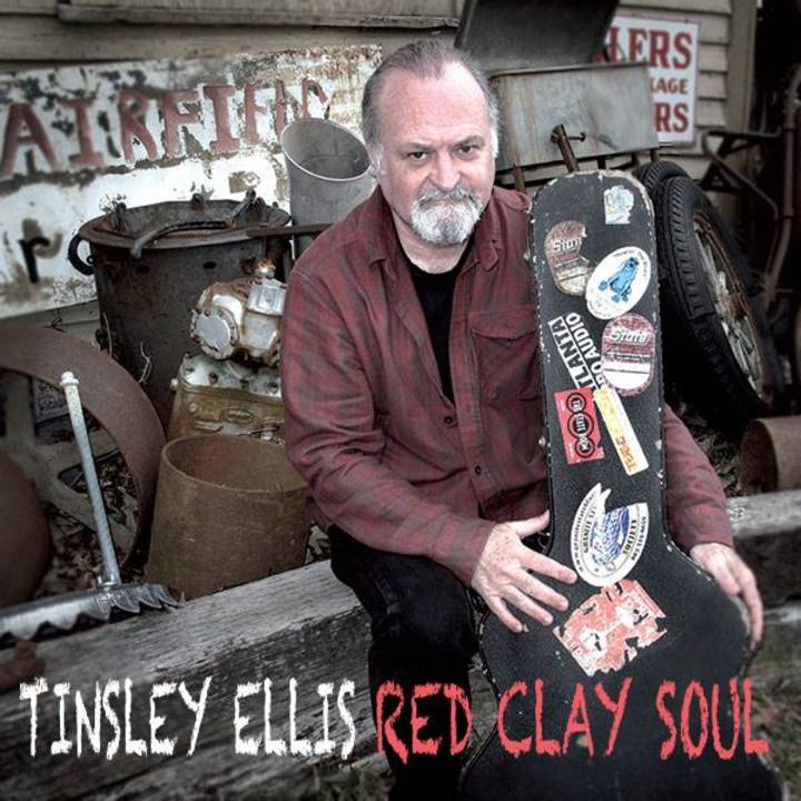 Tinsley Ellis @ The WorkPlay Theatre - Birmingham, AL