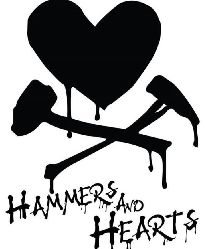 Hammers and Hearts Tour Dates