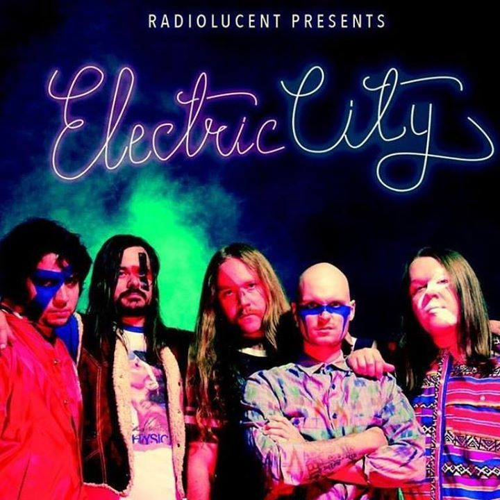 Radiolucent Tour Dates