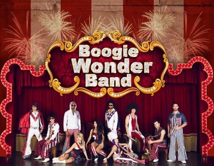 Boogie Wonder Band @ Le Capitole - Quebec, Canada