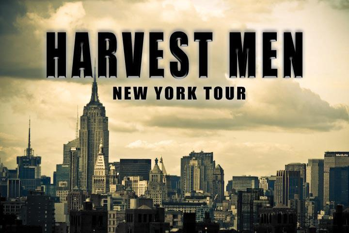 Harvest men Tour Dates