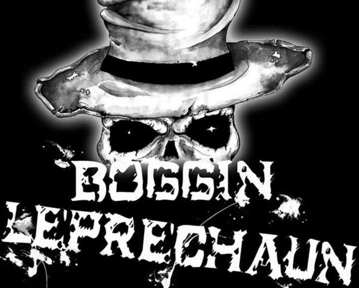 Boggin Leprechaun Tour Dates
