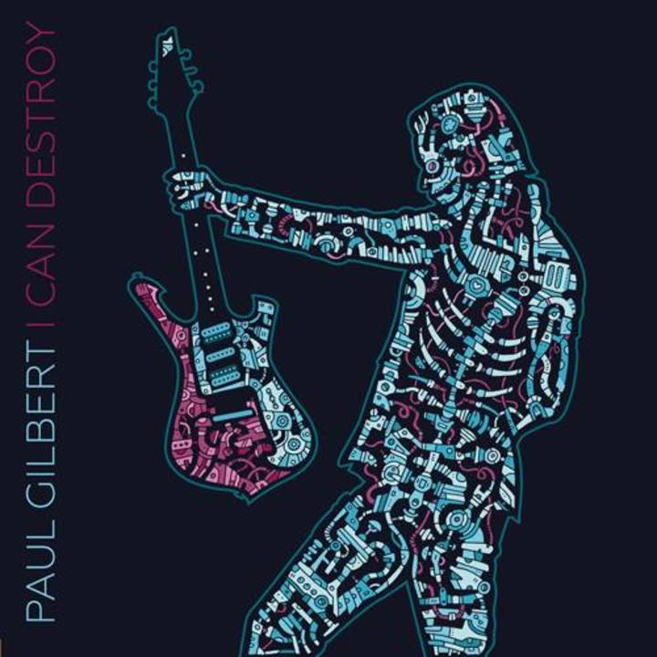 Paul Gilbert Tour Dates