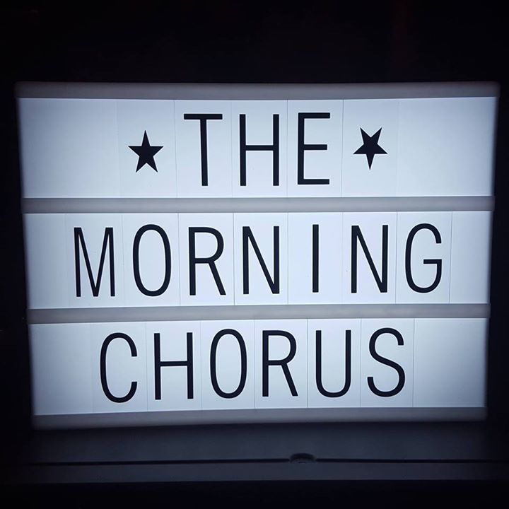 The Morning Chorus Tour Dates