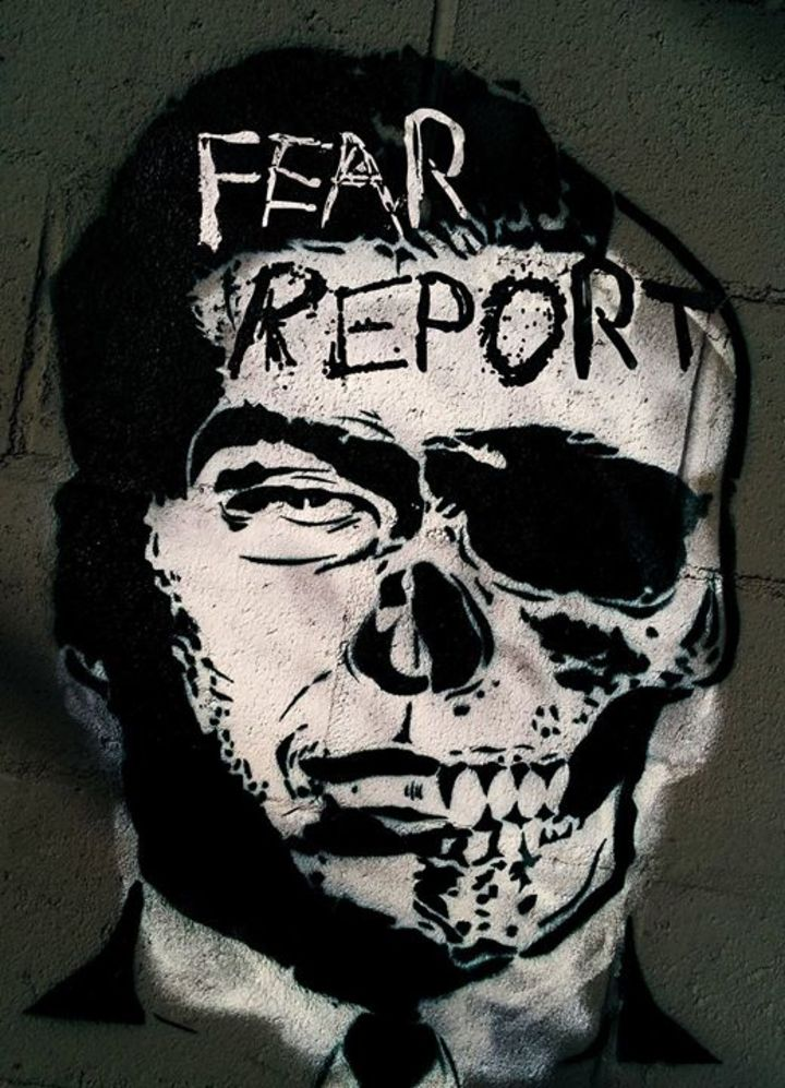 Fear Report Tour Dates