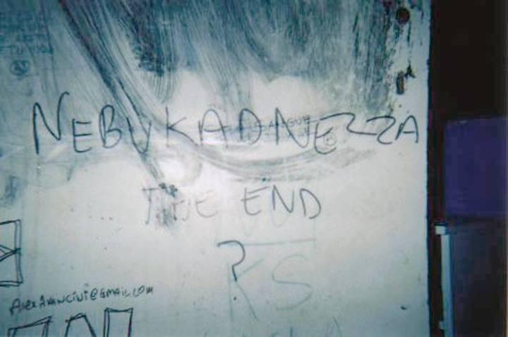 Nebukadnezza Tour Dates