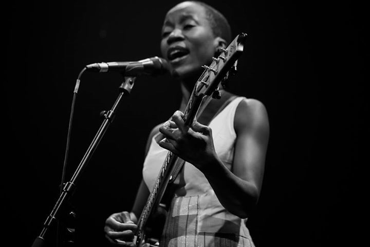Rokia Traoré @ Glastonbury Festival - Glastonbury, United Kingdom