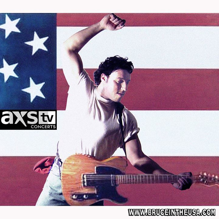 Bruce In the USA Tour Dates