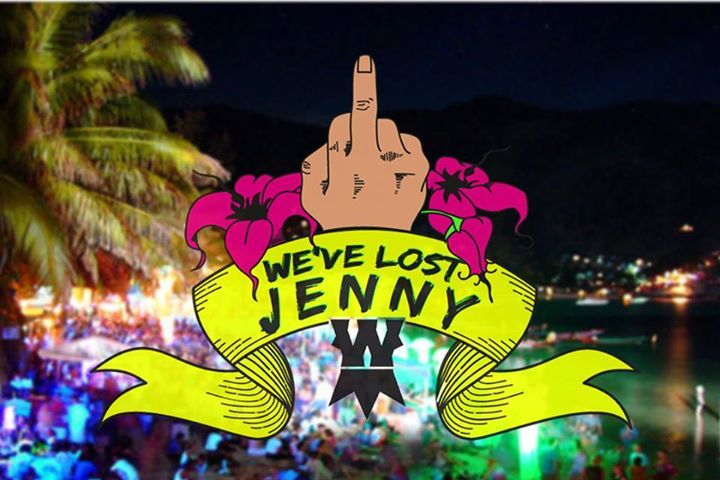 We've lost Jenny Tour Dates