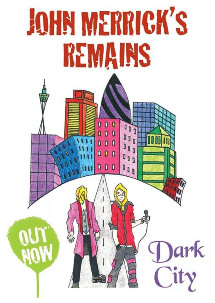 John Merricks Remains Tour Dates