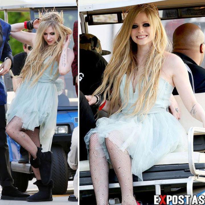 Fans of Avril Lavigne Tour Dates
