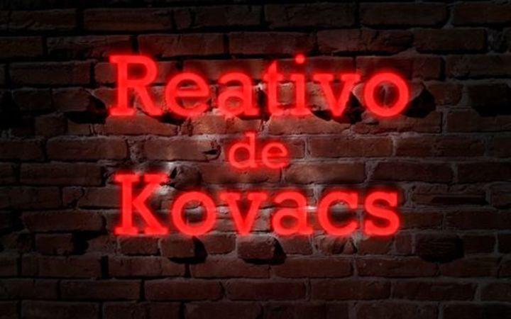 Reativo de Kovacs Tour Dates