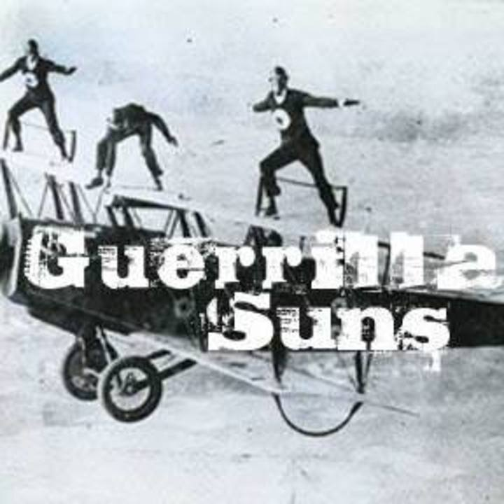 Guerrilla Suns Tour Dates