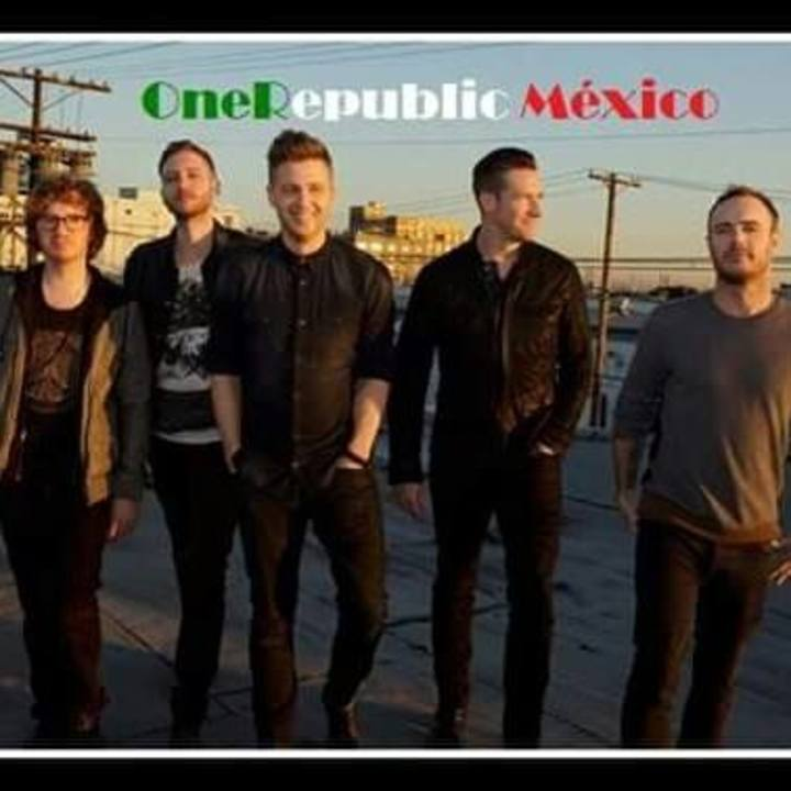 OneRepublic Mexico Tour Dates
