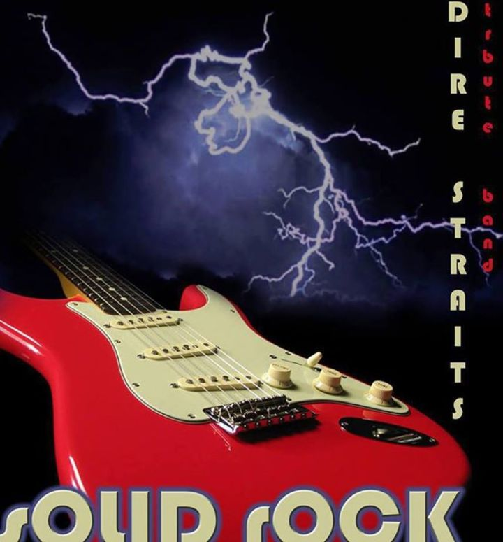 SolidRock - dIRE sTRAITS Tribute band Tour Dates