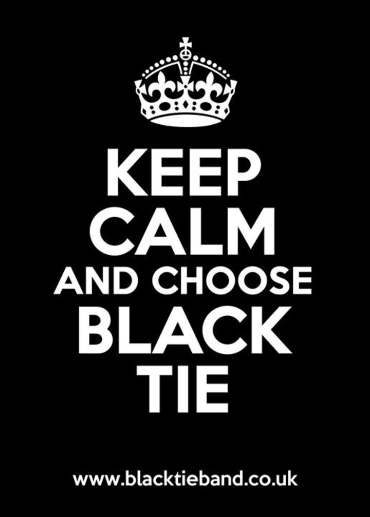 The Black Ties Tour Dates
