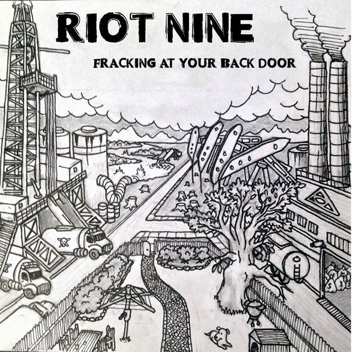 Riot Nine Tour Dates