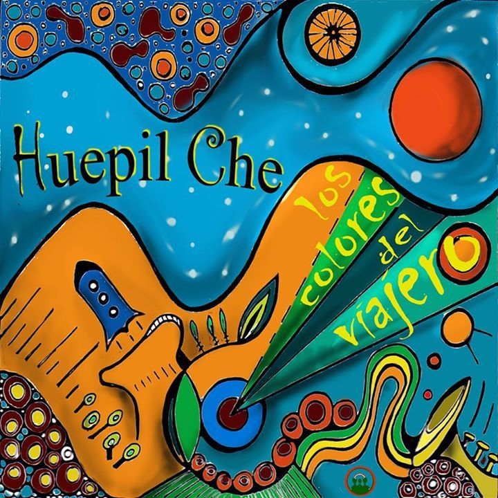 Huepil Che Project Tour Dates