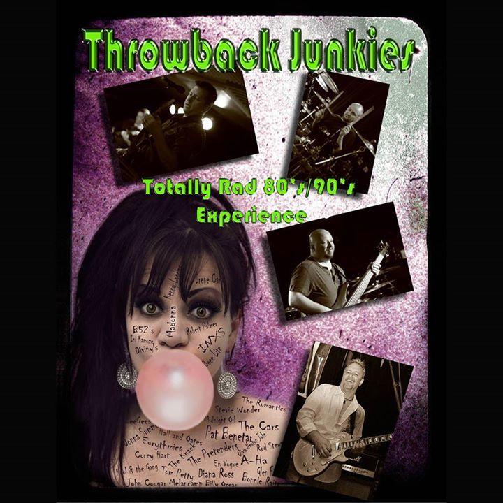 Throwback Junkies Tour Dates