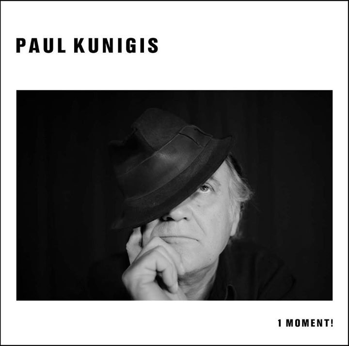 Paul Kunigis Tour Dates