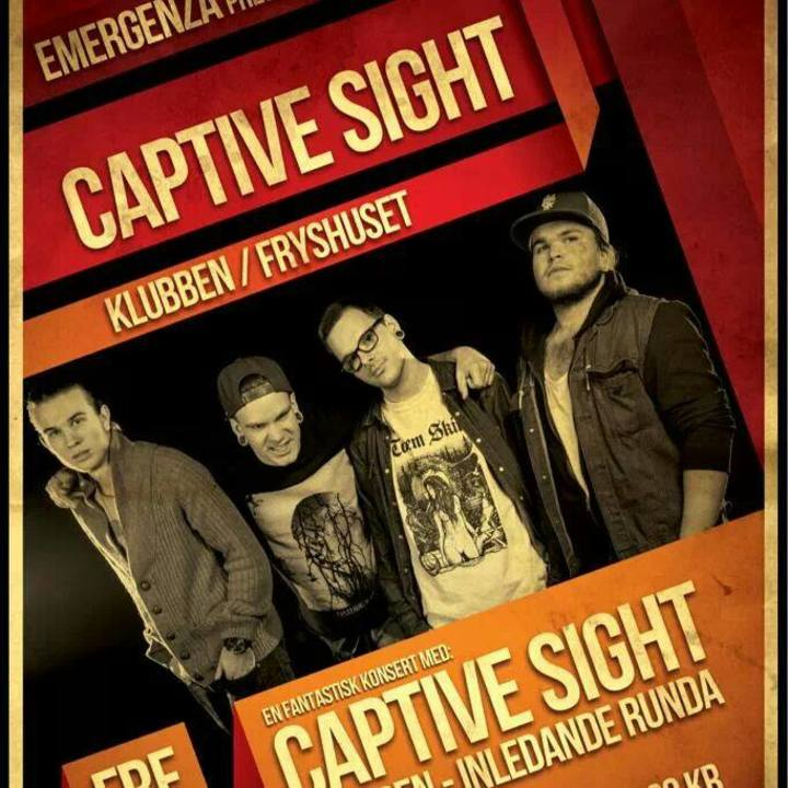 Captive Sight Tour Dates