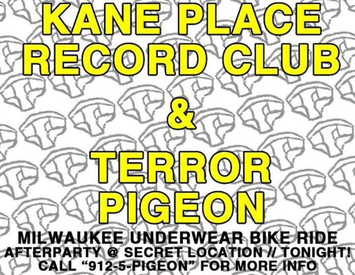 Kane Place Record Club Tour Dates