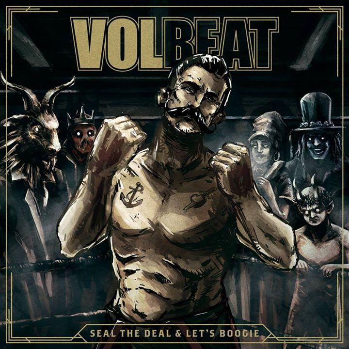 Volbeat @ Hydro - Glasgow, United Kingdom