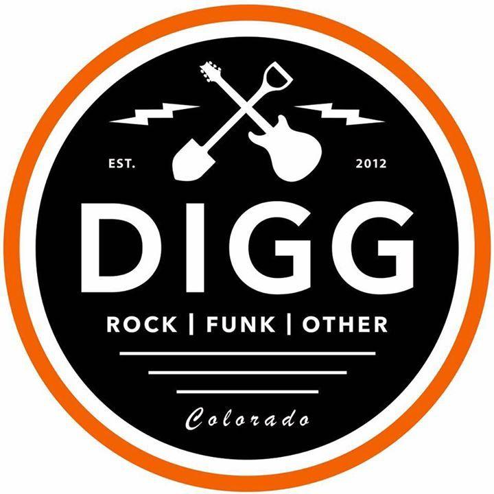 Digg band Tour Dates