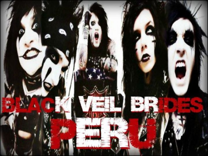 Black Veil Brides Peru Tour Dates