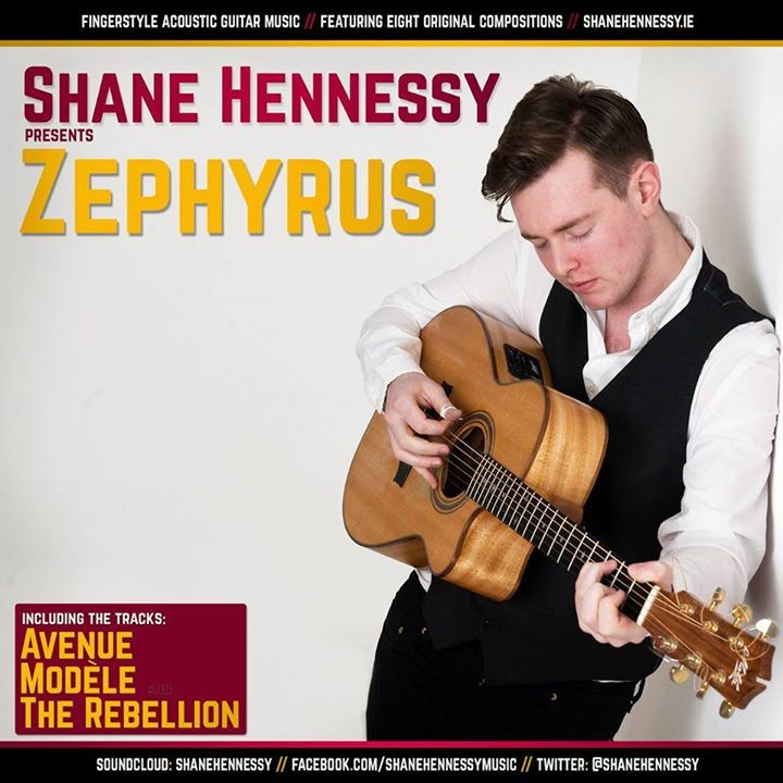 Shane Hennessy Tour Dates